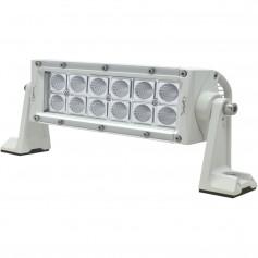 Hella Marine Value Fit Sport Series 12 LED Flood Light Bar - 8- - White