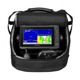 Garmin Panoptix Ice Fishing Bundle w-ECHOMAP Plus 73cv