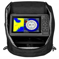 Garmin ECHOMAP Plus 63cv Ice Fishing Bundle w-GT8HW-IF Transducer
