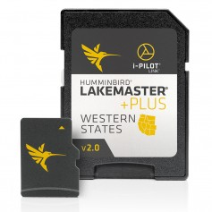 Humminbird LakeMaster PLUS - Western States - Version 2