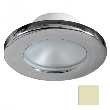 i2Systems Apeiron A3101Z 2-5W Screw Mount Light - Warm White - Polished Chrome Finish