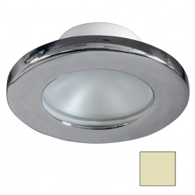 i2Systems Apeiron A3101Z 2-5W Screw Mount Light - Warm White - Brushed Nickel Finish