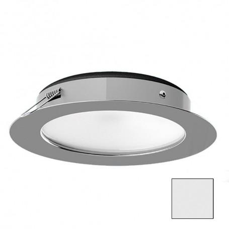 i2Systems Apeiron Pro XL A526 - 6W Spring Mount Light - Cool White - Polished Chrome Finish