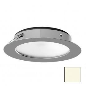 i2Systems Apeiron Pro XL A526 - 6W Spring Mount Light - Neutral White - Polished Chrome Finish