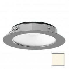i2Systems Apeiron Pro XL A526 - 6W Spring Mount Light - Neutral White - Brushed Nickel Finish