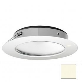i2Systems Apeiron Pro XL A526 - 6W Spring Mount Light - Neutral White - White Finish