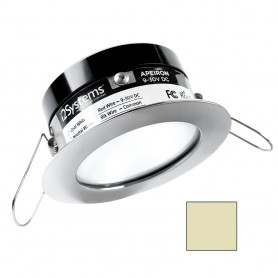 i2Systems Apeiron A503 3W Spring Mount Light - Warm White - Polished Chrome Finish
