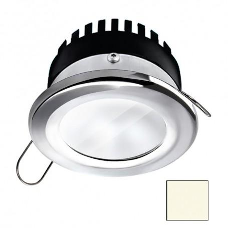 i2Systems Apeiron A506 6W Spring Mount Light - Round - Neutral White - Polished Chrome Finish
