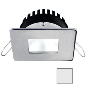 i2Systems Apeiron PRO A506 - 6W Spring Mount Light - Square-Square - Cool White - Brushed Nickel Finish