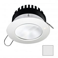i2Systems Apeiron PRO A506 - 6W Spring Mount Light - Round - Cool White - White Finish