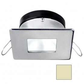 i2Systems Apeiron A1110Z - 4-5W Spring Mount Light - Square-Square - Warm White - Brushed Nickel Finish