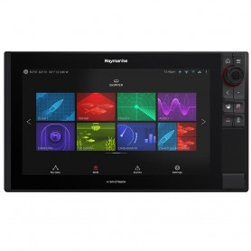 Raymarine Axiom Pro 16 RVX MFD w-RealVision 3D and 1kW CHIRP Sonar - LNC Vector Chart
