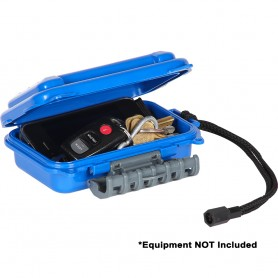 Plano Small ABS Waterproof Case - Blue