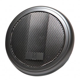 Poly-Planar 2- Spa Speaker - Round - Grey