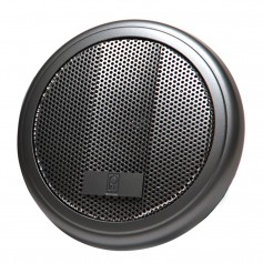 Poly-Planar 2- Spa Speaker - Round - Grey
