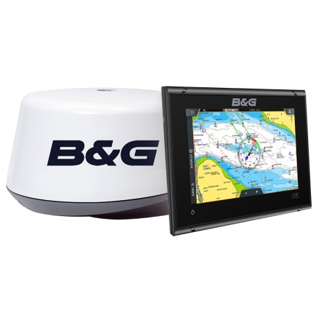 BG Vulcan 7 R 3G Radar Bundle
