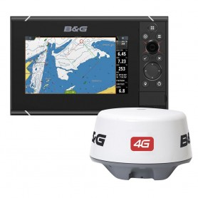 BG Zeus3 7 MFD w-4G Radar Bundle