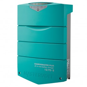 Mastervolt ChargeMaster Plus 12-75-3 CZone - 3-Bank