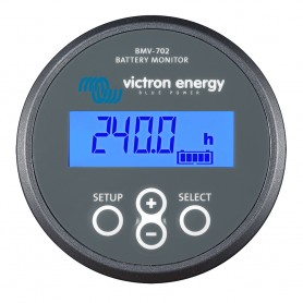 Victron Battery Monitor - BMV-702 - Black