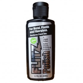 Flitz Liquid Polish - 1-7oz- Bottle -Case of 24-