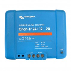 Victron Orion-TR DC-DC Converter - 24 VDC to 12 VDC - 20AMP Isolated