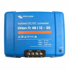 Victron Orion-TR DC-DC Converter - 48 VDC to 12 VDC - 30AMP Isolated