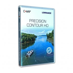 Lowrance C-MAP Precision Contour HD f-Tennessee