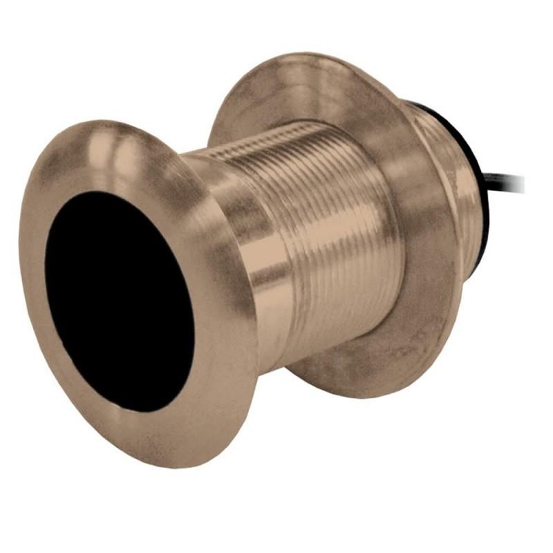 Furuno 520-BLD Bronze Thru-Hull- Low Profile- Transducer- 600w -10-Pin-