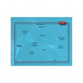 Garmin BlueChart g2 HD - HXPC019R - Polynesia - microSD-SD