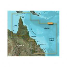 Garmin BlueChart g2 HD - HXPC413S - Mornington Island - Hervey Bay - microSD-SD