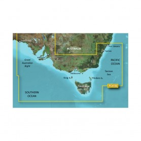 Garmin BlueChart g2 HD - HXPC415S - Port Stephens - Fowlers Bay - microSD-SD