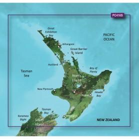 Garmin BlueChart g2 HD - HXPC416S - New Zealand North - microSD-SD