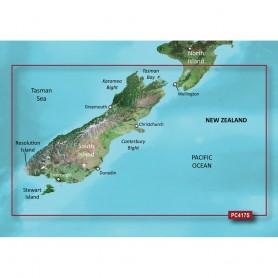 Garmin BlueChart g2 HD - HXPC417S - New Zealand South - microSD-SD