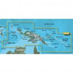 Garmin BlueChart g2 HD - HXAE006R - Timor Leste-New Guinea - microSD-SD