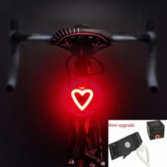 Bicycle Light 5 Lighting Tailight Modes Bicycle Light USB Charge Led Bike Light Flash Strobe Rears for Mountain Bike Seatpost 3