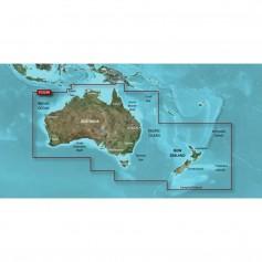 Garmin BlueChart g2 HD - HXPC024R - Australia - New Zealand - microSD-SD