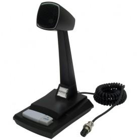 Astatic Amplified Ceramic Desk CB Microphone