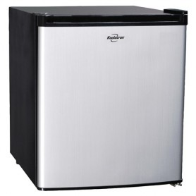 Koolatron Super-Cool AC/DC Thermoelectric Cooler/Refrigerator with Heat Pipe Technology