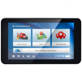 """Rand McNally IntelliRoute (R) TND(TM) 740 LM 7"""" GPS with Lifetime Map Updates(R)"""