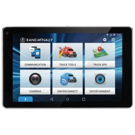 """Rand McNally OverDryve(TM) 7 Pro Truck Navigation with 7"""" Display, Bluetooth(R) & SiriusXM(R)"""