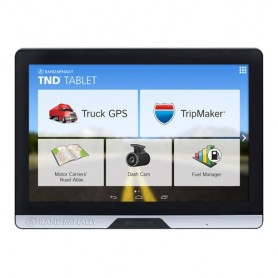 """Rand McNally 8"""" TND(TM) Tablet Truck GPS and Android Tablet"""