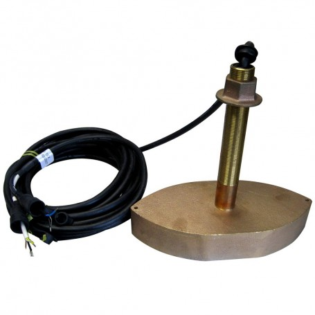 SI-TEX 706-50-200T Bronze Thru-Hull Transducer f-CVS208 - CVS209- CVS210 CVS211