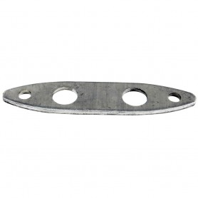 Whitecap Aluminum Backing Plate f-6810 Push Up Cleat