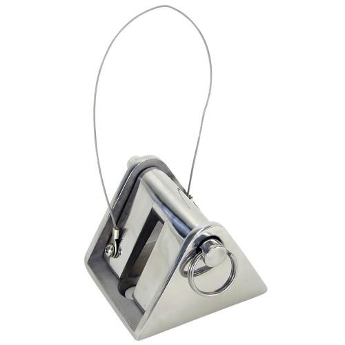 Whitecap Chain Stopper 3-1-8- Long 1-2- Pin