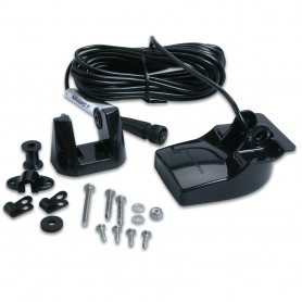 Garmin 200-50kHz- 10-40 Deg- Plastic TM- Depth - Temp - 6-Pin