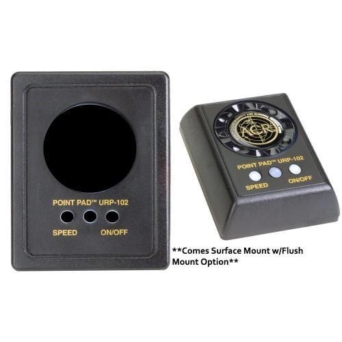 ACR URP-102 Point Pad Kit f-RCL-50-100 - 2nd Station Kit - Flush-Surface Mount Options