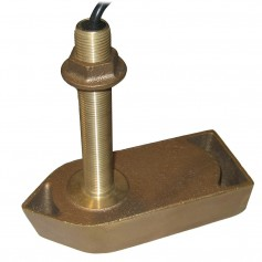 SI-TEX 300-50-200T Bronze Thru-Hull Transducer