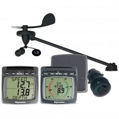 Raymarine Wireless Wind- Speed - Depth System w-Triducer