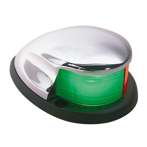 Perko Bi-Color Bow Light Chrome Plated