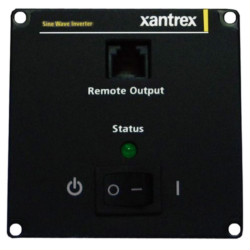 Xantrex Prosine Remote Panel Interface Kit f-1000 - 1800